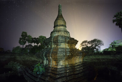 Frank Hallam Day, 'Bagan Umbra Pagoda 3', 2014