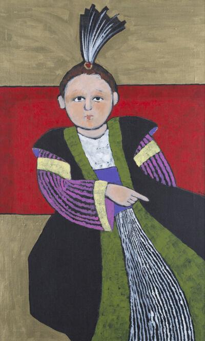 Gülsün Karamustafa, 'VADEDİLMİŞ RESİMLER / PROMISED PAINTINGS', 2004