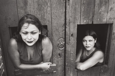 Henri Cartier-Bresson, 'Calle Cuauhtemoctzin, Mexico City, Mexico', 1934