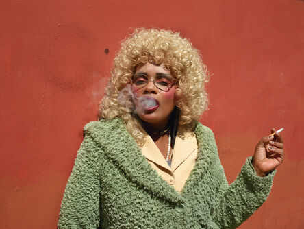 """Pieter Hugo, 'Untitled, San Francisco, from the series """"Californian Wildflowers""""', 2014"""