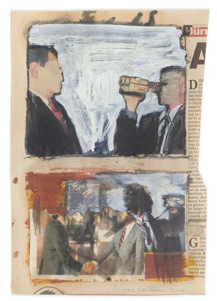 Irfan Önürmen, 'Newspaper Series 3', 2000-2002