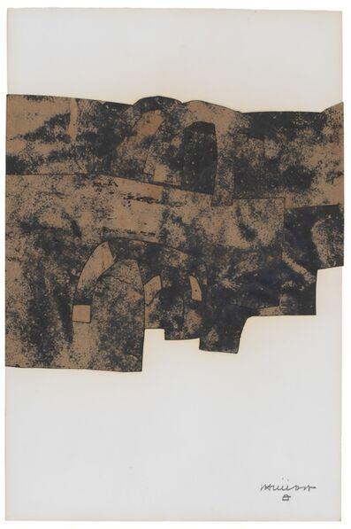 Eduardo Chillida, 'Untitled ', 1971