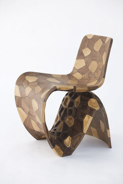 Joris Laarman, 'Maker Chair (Voronoi)', 2014