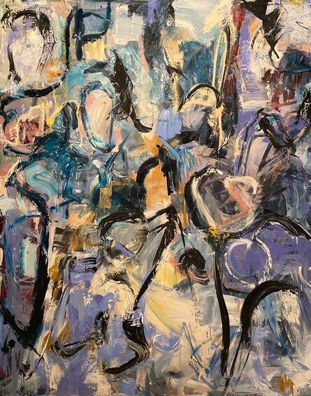 Greg Vrotsos, 'Blue Note', 2020