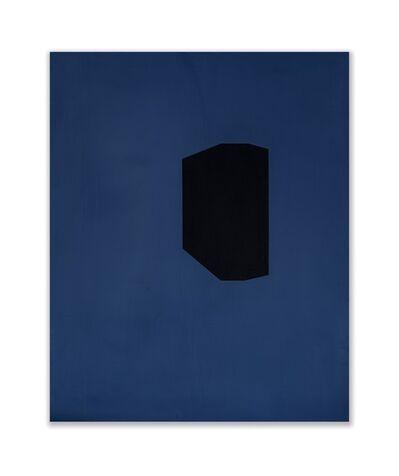 Jeff Kellar, 'Shade Blue Black', 2020