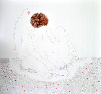 Tamara Ferioli, 'Innundir skinny', 2014