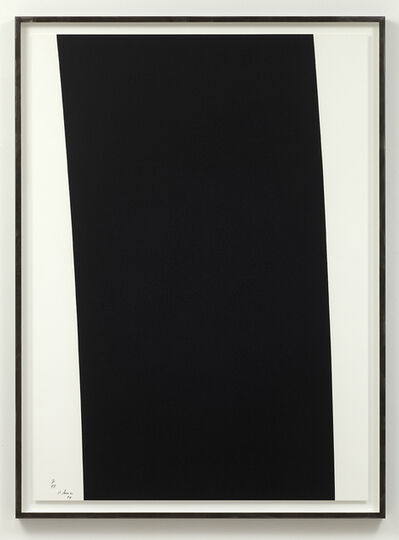 Richard Serra, 'Trajectory #2', 2004