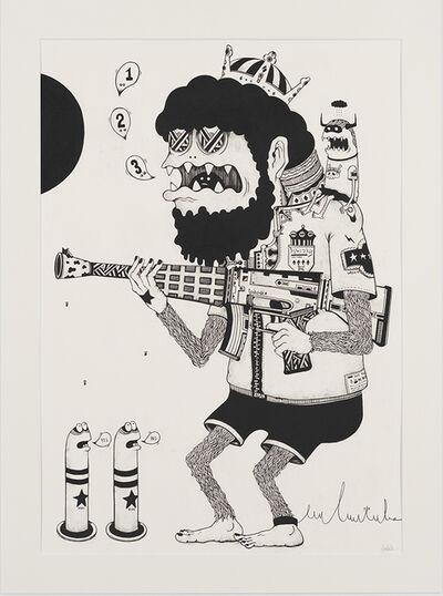 Takanao Kaneko, 'Counterfeit Prince of New Country', 2014