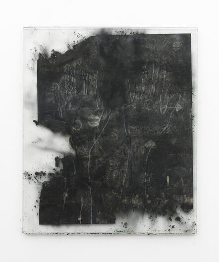 Terence Koh, 'voyager drawing 57', 2018