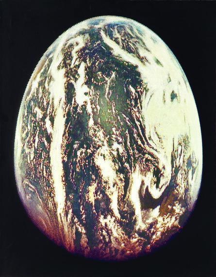 Alain Jacquet, 'The Egg', 1987