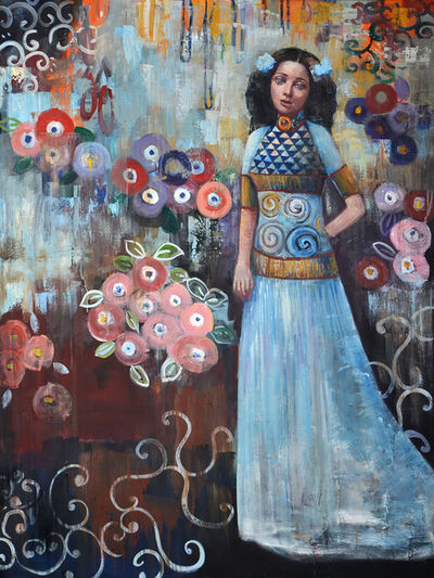 Rimi Yang, 'Azul', 2018