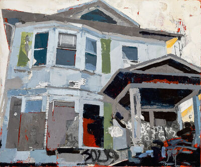 Daphne Minkoff, 'House Fire', 2017