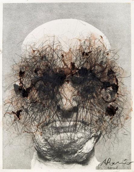Arnulf Rainer, 'Untitled (Wenzel)', 1978