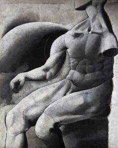 Armando Morales, 'Seated Nude (Desnudo sentado)', 1972