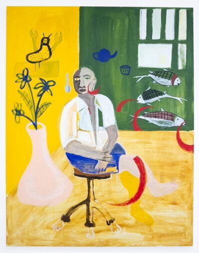 Niels Schack, 'Une halte dans l'antichambre', 2020