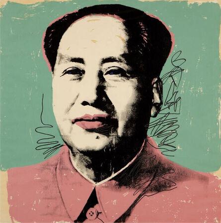 Andy Warhol, 'Chairman Mao (F&S.II.95)', 1972