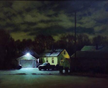 Carl Bretzke, 'Quiet Winter Night', 2017