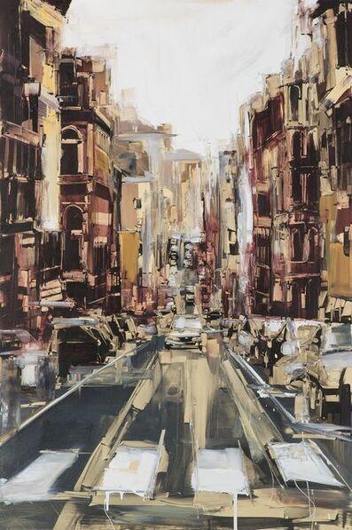 Sean Flood, 'Street in Rome', 2012