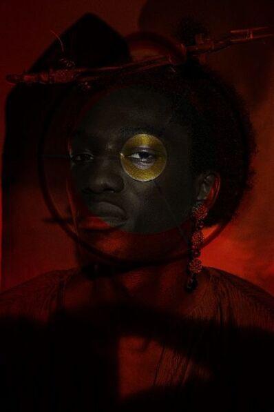 DJENEBA ADUAYOM, 'BEYOND THE SKIN // 4', 2018