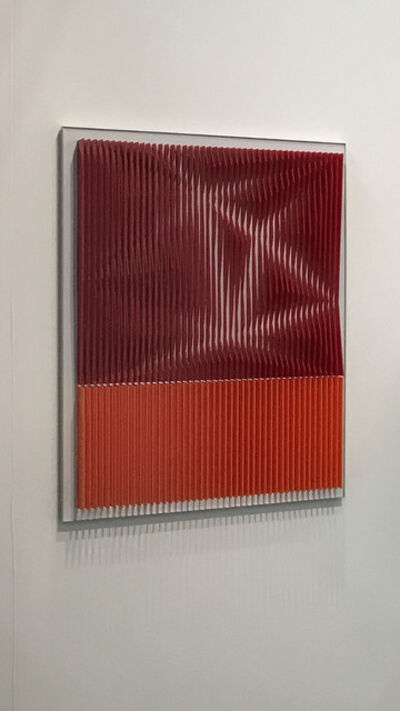 J. Margulis, 'Color Bloc - Orange', 2017