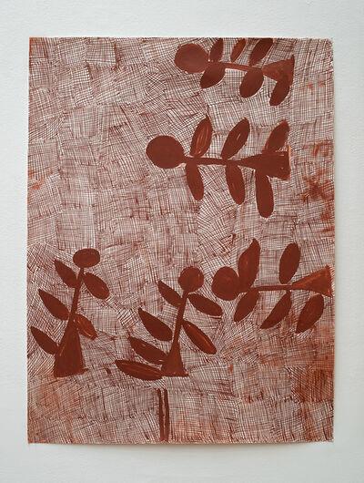 Nyapanyapa Yunupingu, 'Djorra (paper) 15', 2014