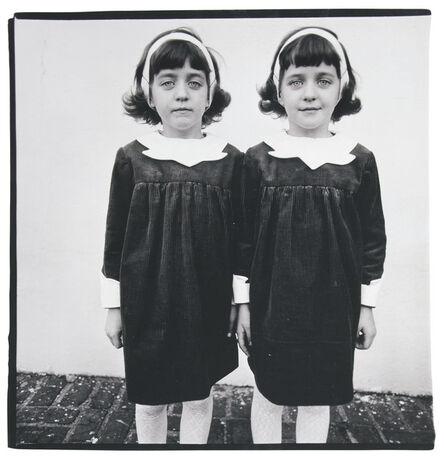Diane Arbus, 'Identical twins, Roselle, N.J.', 1966