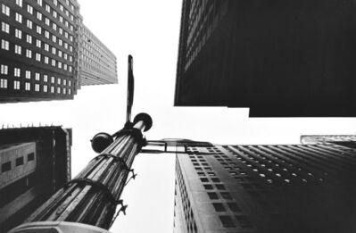 William Klein, 'Under Wall Street, New York', 1954-1955