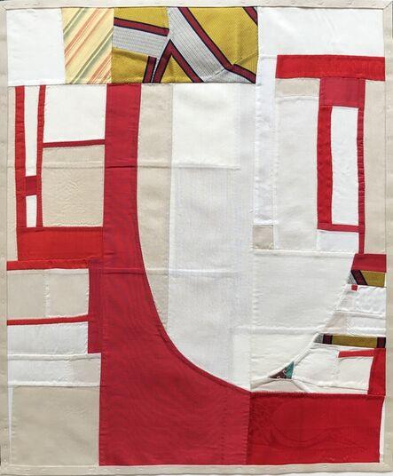 Debra Smith, 'Red Study Series 2', 2017