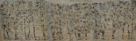 G.R. Iranna, 'Planted Trees', 2015