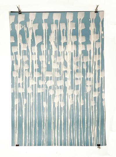 Missy Engelhardt, 'Bleach Drip/Square Pattern', 2020