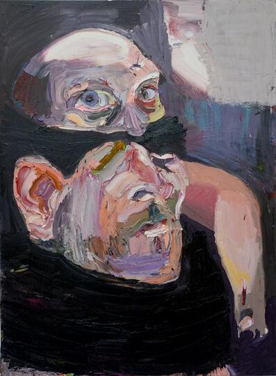 Ben Quilty, 'Self portrait, May', 2015