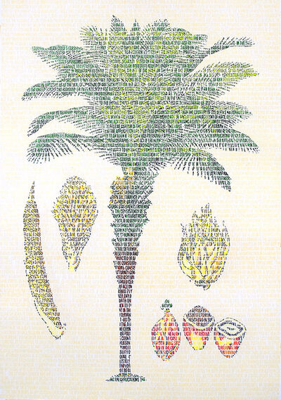 Juanli Carrión, 'Milagros Arecaceae', 2014