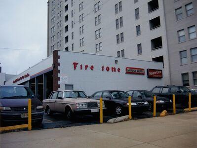 Christian Marclay & John Armleder, 'Fire Tone', 2006
