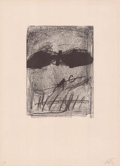 Antoni Tàpies, 'Clau del Foc III', 1970-1980
