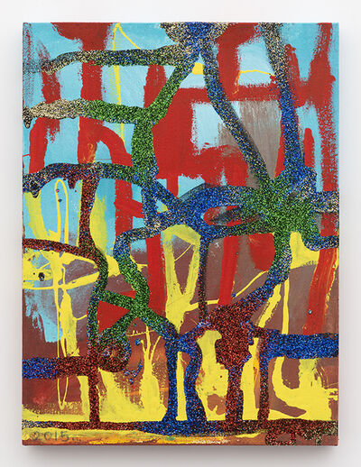 Chris Martin, 'Untitled 24', 2015