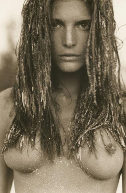 Herb Ritts, 'Stephanie Seymour 4, Hawaii', 1989
