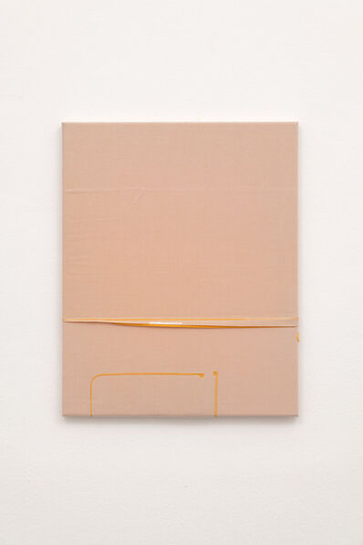 Samuel François, 'Untitled (Because the sun is yellow 5/9)', 2014