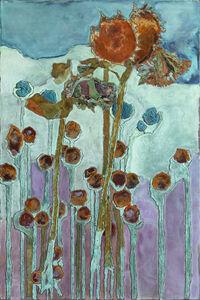 Piet van den Boog, 'The Sunflower', 2020