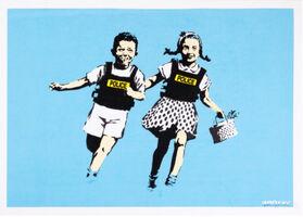 Banksy, 'Jack and Jill', 2005