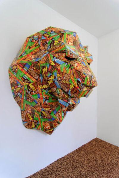 Xavier Mary, 'Lion's head', 2013