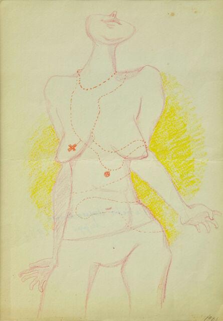 Maria Pinińska-Bereś, 'Temperamental Woman (Kobieta temperamentna) ', 1966