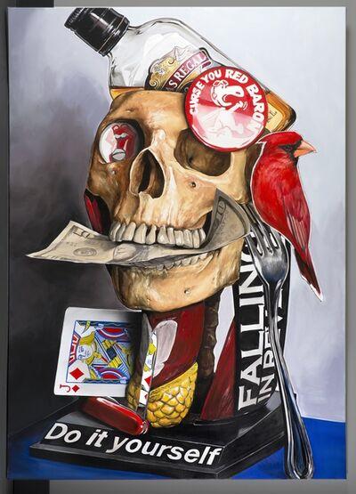 Victor Rodriguez, 'Cardinal God Complex', 2015