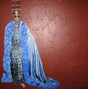 Margaret Rose Vendryes, 'Malinke Shirley - Shirley Bassey', 2011
