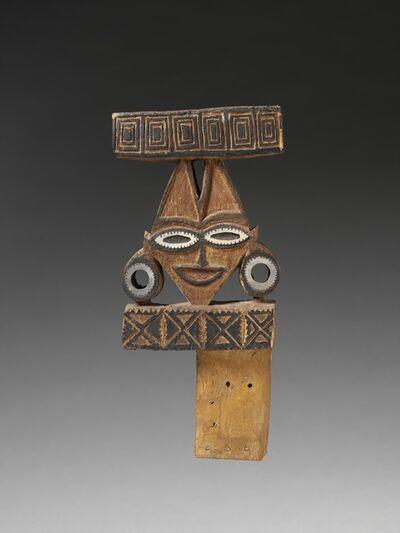 'Fragment de pirogue (Canoe fragment) '