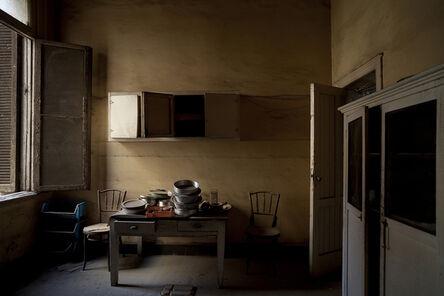 Xenia Nikolskaya, 'Kitchen, Mahmoud Bassiouny Street, Cairo', 2010