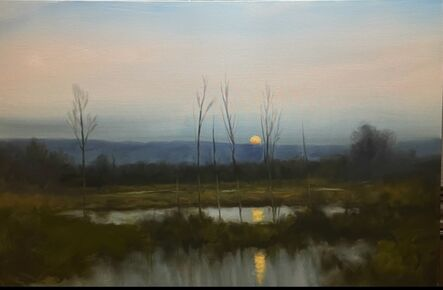 Dennis Sheehan, 'Into the Calm', 2021