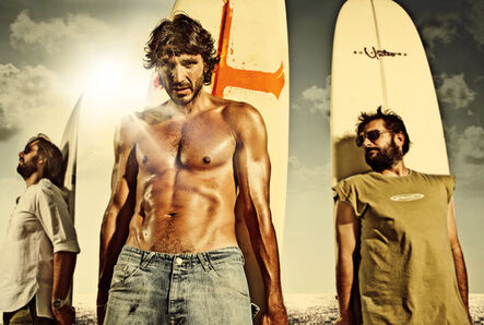 Fabrizio Cestari, 'Jesus and the 2 theives'