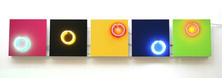 Shezad Dawood, 'Colour Theory', 2014