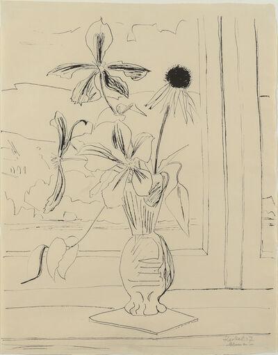 Erich Heckel, 'Blumen', 1957