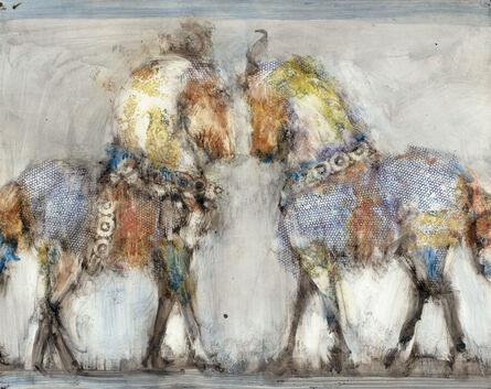 Alicia Rothman, 'Two Horses', 2018